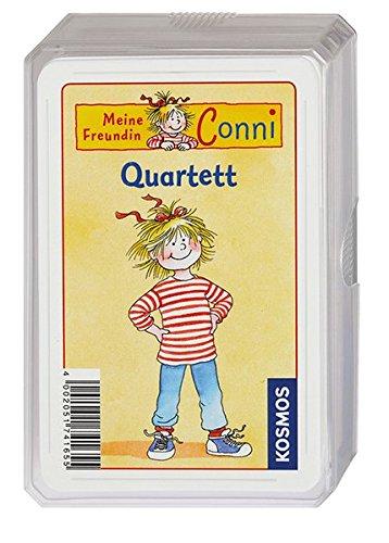 KOSMOS-741655-Meine-Freundin-Conni-Quartett KOSMOS 741655 – Meine Freundin Conni Quartett -