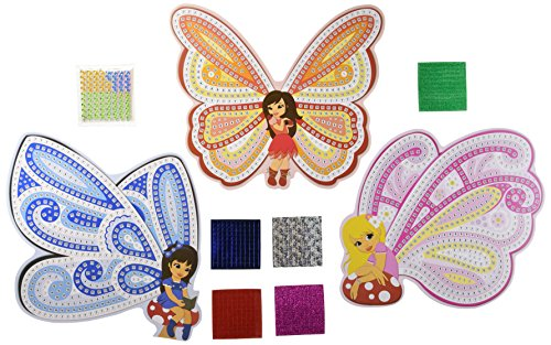 Orb Factory 620803 - Sticky Mosaics Fairies