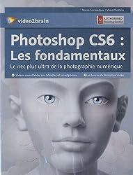 Adobe photoshop CS6 :  les fondamentaux - Le nec plus ultra de la photographie numérique. Vidéos consultables sur tablettes et Smartphones, 10 heures de formation vidéo.