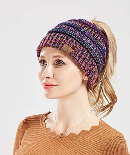 dies Glänzend Gestrickte Hut Ski Snowboard Hüte Winter Warm Und Komfortabel Häkeln Beanie Hat,1 ()