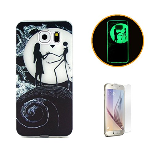 casehome-samsung-galaxy-s6-luminoso-funda-con-gratis-pantalla-protector-creativo-unico-vistoso-patro