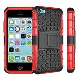Apple iPhone 5c Coque, SsHhUu Dure Heavy Duty Réduction de Vibration Couverture...
