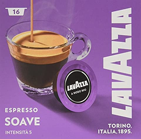 Capsules Cafe Lavazza - Lavazza A Modo Mio Café Espresso Délicati