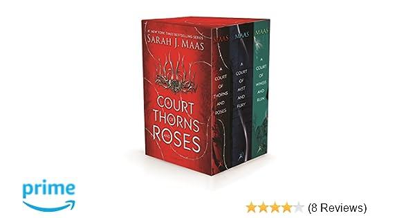 A Court of Thorns and Roses Box Set: Amazon.de: Sarah J. Maas ...
