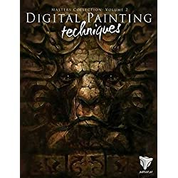 Digital Painting Techniques: Volume 2: Practical Techniques of Digital Art Masters
