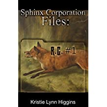 R.G.  #1: Sphinx Corporation Files (Shades of Gray Flash Fiction Science Fiction Action Adventure Mystery Series Book 9) (English Edition)