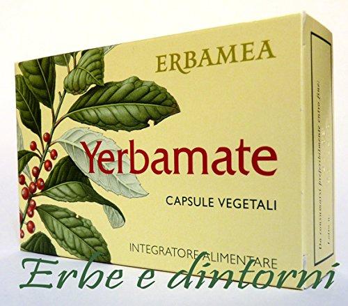 YERBA MATE 24 CAPSULE VEGETALI da 600 mg.