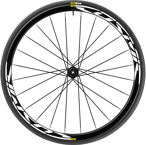 Mavic Cosmic Elite UST Disc - Ruedas - Center-Lock negro 2018