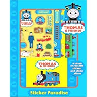 Thomas the Tank Engine Paradise Sticker Set