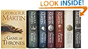 #5: A Song of Ice and Fire - A Game of Thrones: The Complete Boxset of 7 Books