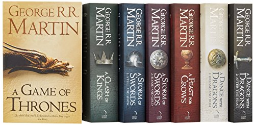 A song of ice and fire : The Complete Box Set of All 7 Books par George R. R. Martin