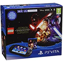 PlayStation Vita - Consola + LEGO Star Wars