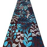 QiangDa Läufer Flur Teppich Rutschfest Waschbar Kunststoffgranulatträger Für Küche, 2 Stile, Mehrere Größen, Anpassbare (Farbe : A, größe : 0.66 x 3m)