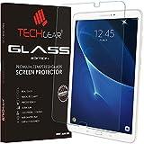 TECHGEAR Samsung Galaxy Tab A 10.1 Pouces (SM-T580 Séries) VERRE Édition Original Protecteur d'Ecran en Verre Trempé