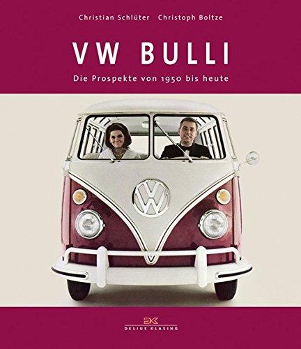 VW Bulli: Die Prospekte von 1950 bis heute