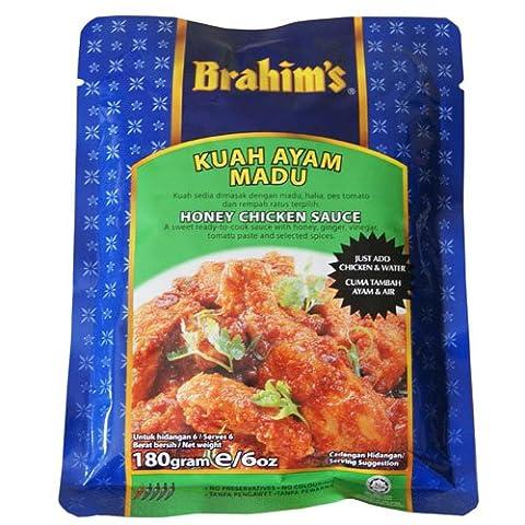 Brahim's Honey Chicken Sauce - 180g