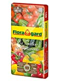 Floragard terriccio per Bio pomodori e ortaggi senza torba 40L, 114820