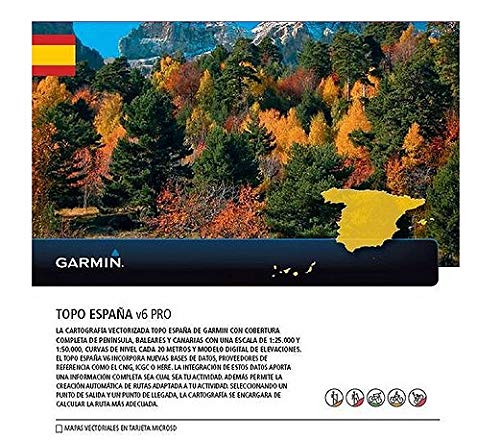 Mapa Garmin MicroSD/SD