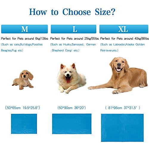 Zoom IMG-2 seekavan tappeto refrigerante per cani
