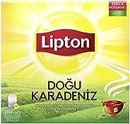 Lipton Doğu Karadeniz Siyah Bardak Poşet Çay, 100