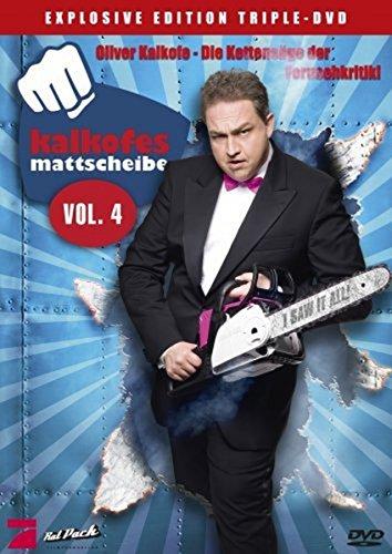 Vol. 4 - Neuauflage (3 DVDs)