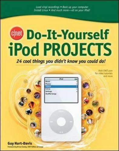 Cnet al mejor precio de amazon en savemoney cnet do it yourself ipod projects 24 cool things you didnt solutioingenieria Images