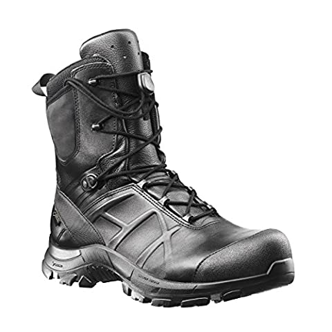 Haix Black Eagle Safety 50 High Sicherheits-Stiefel S3 SRC ESD HRO HI CI WR EN ISO 20345 schwarz | 46