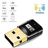 Best Usb Wifi Adapters - Wifi Dongle Wifi Adapter, Looyat Wifi Usb 600Mbps Review