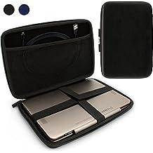"igadgitz Negro EVA Duro Funda Carcasa Case Cover para Vario Asus 10.1"" Tablets (Transformer Pad/Infinity/Book/MemoPad/VivoTab/ZenPad)"