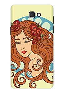 Samsung J5 Prime Mobile Back Cover By PIKWAY