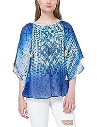 Desigual Damen Bluse Blus_multicolor