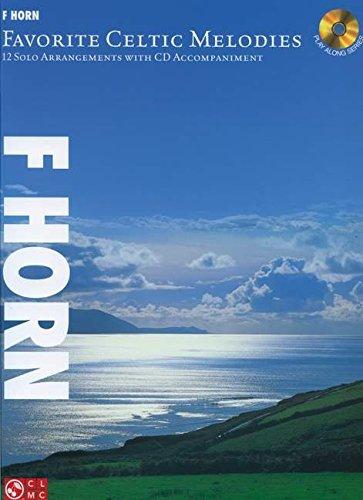 Favorite Celtic Melodies - Horn: Noten, CD für Horn