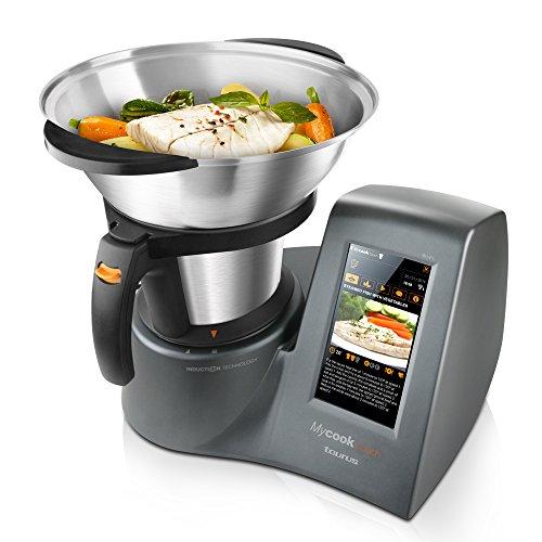 Taurus mycook touch robot de cocina por inducci n - Robot de cocina taurus mycook 59 precio ...