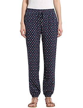 Berydale Pantalones de Tela Suaves de Mujer