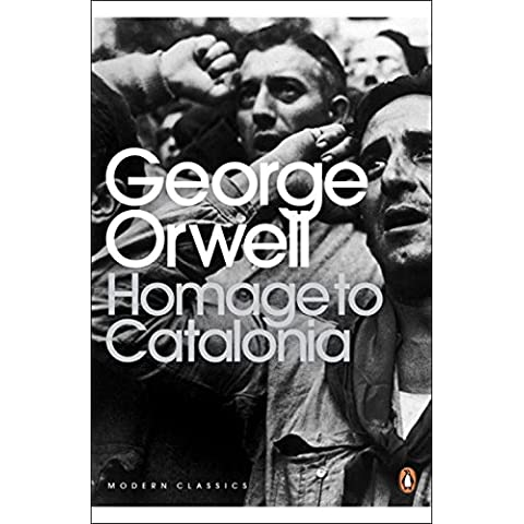 Homage to Catalonia (Penguin Modern Classics)