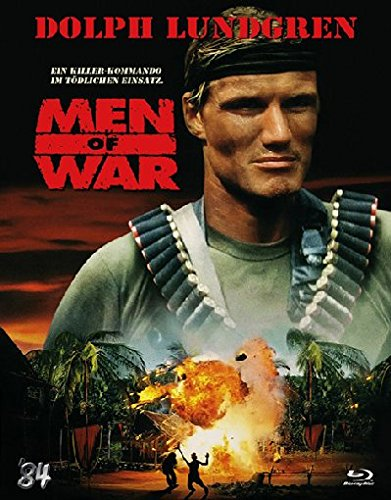 Men of War- Unrated [Blu-ray] [Limited Edition]