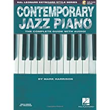 Hal Leonard Keyboard Style Series Contemporary Jazz Piano Book/Cd