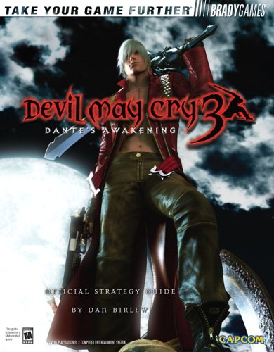 Devil May Cry? 3 Official Strategy Guide