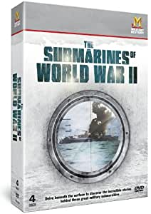 The Submarines of World War II [DVD]