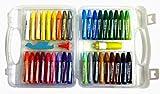 Set of 36 Non-Toxic Oil Pastel Crayon St...