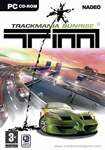 Trackmania Sunrise (PC) [import anglais]