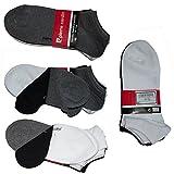 r-dessous 6, 9 oder 12 Paar Pierre Cardin Herren Sneaker Socken Sportsocken Füßlinge Kurzsocken Herrensocken Groesse: 43-46