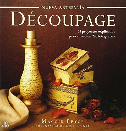 Decoupage (Nueva Artesanía)