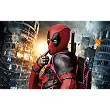 Deadpool Movie (22x14 inch, 56x35 cm) Silk Poster Seda Cartel PJ16-FE21