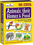 Creative Educational Aids 0621 Animals, ...