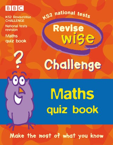 Revisewise Challenge Maths Quiz Book