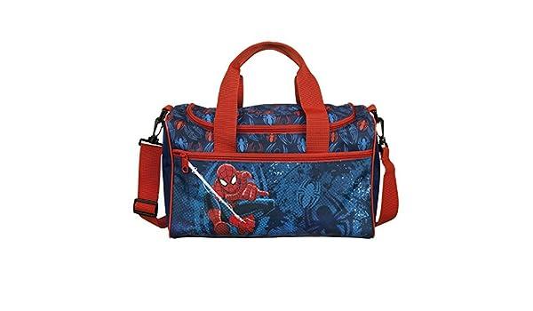 50db2d70724a1 Primus-Versand Spiderman - Schulsporttasche Sporttasche Schwimmtasche  Freizeittasche Kindertasche SCOOLI Undercover  Amazon.de  Sport   Freizeit