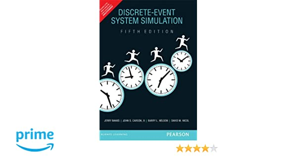 Buy Discrete Event System Simulation 5e Book Online At Low Prices In India