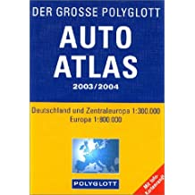Der grosse Polyglott Autoatlas 2003/2004