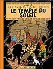 Les Aventures de Tintin - Le Temple du soleil : Edition fac-similé en couleurs